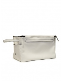 D'Ottavio E70 white leather duffle bag price