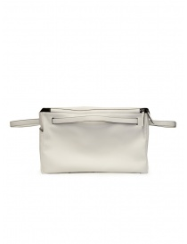 D'Ottavio E70 white leather duffle bag travel bags buy online