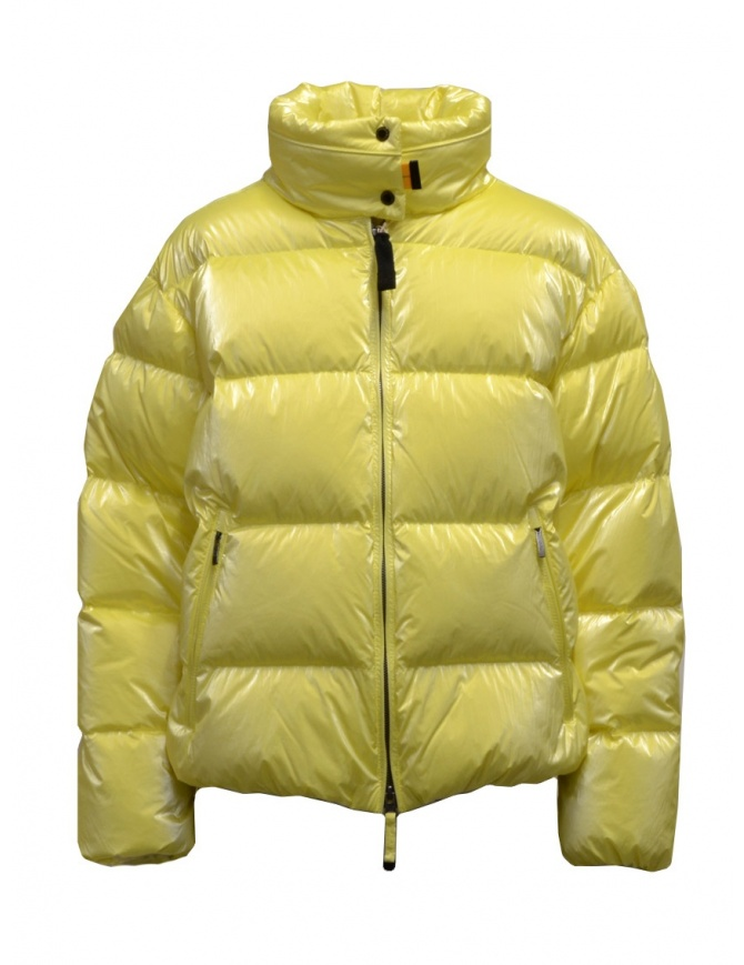 Parajumpers Pia acid green short down jacket PWJCKLI34 PIA ACID GREEN 690 womens jackets online shopping