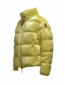 Parajumpers Pia acid green short down jacket