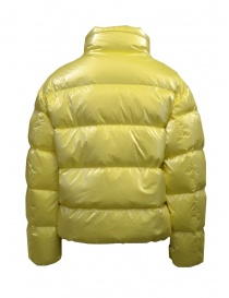 Parajumpers Pia acid green short down jacket price