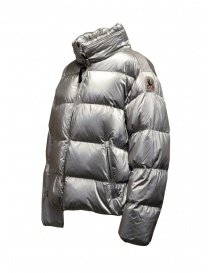 Parajumpers Pia silver short down jacket price