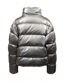 Parajumpers Pia silver short down jacket womens jackets buy online