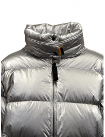 Parajumpers Pia silver short down jacket womens jackets price