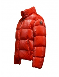 Parajumpers Pia tomato short down jacket price