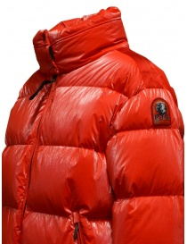 Parajumpers Pia tomato short down jacket womens jackets buy online