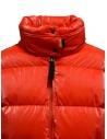 Parajumpers Pia tomato short down jacket price PWJCKLI34 PIA TOMATO 722 shop online