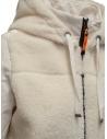 Parajumpers Moegi white plush hoodie PWFLEPF33 MOEGI WHITE 513 buy online