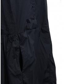Casey Casey maxi shirt dress in blue cotton price