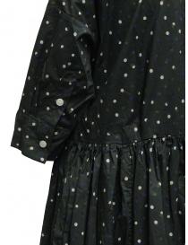 Casey Casey khaki green polka dot long shirt dress womens dresses buy online