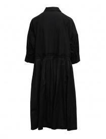 Casey Casey long dress in black cotton price