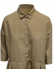 Casey Casey dress in beige cotton buy online