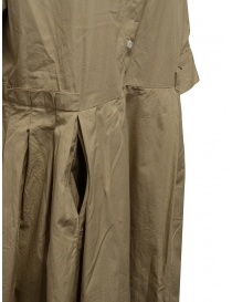 Casey Casey dress in beige cotton womens dresses buy online