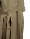 Casey Casey dress in beige cotton 15FR332 SAND buy online