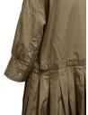 Casey Casey dress in beige cotton price 15FR332 SAND shop online