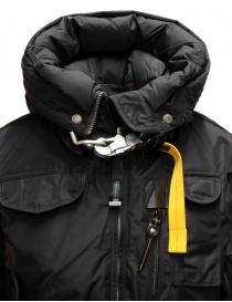Giubbino Parajumpers Gobi colore nero acquista online prezzo
