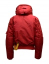Parajumpers Gobi red hooded bomber jacket shop online womens jackets