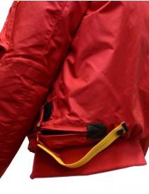 Parajumpers Gobi bomber rosso con cappuccio giubbini donna acquista online