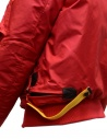 Parajumpers Gobi bomber rosso con cappuccio PWJCKMB31 GOBI SCARLET 723 acquista online