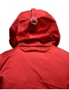 Parajumpers Gobi red hooded bomber jacket price PWJCKMB31 GOBI SCARLET 723 shop online