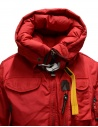 Parajumpers Gobi red hooded bomber jacket PWJCKMB31 GOBI SCARLET 723 price
