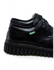 Adieu x Kickers Aktive nere calzature donna prezzo