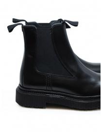 Adieu x Etudes polacchino nero in pelle calzature donna acquista online