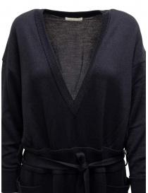 Hiromi Tsuyoshi blue wool and silk jumpsuit price