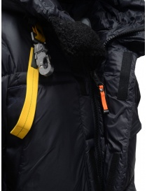 Parajumpers Bold Parka down jacket black pencil