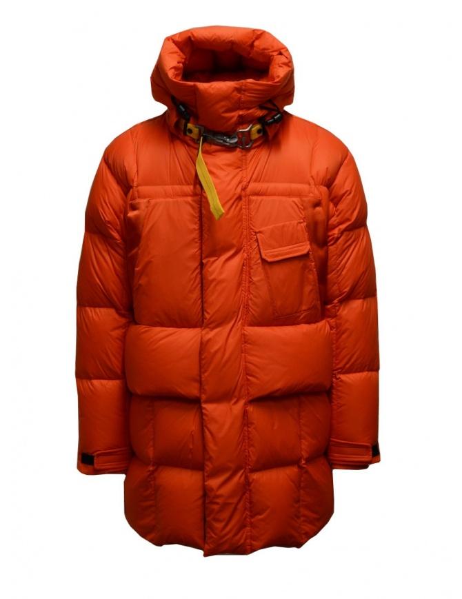 Parajumpers down jacket Bold Parka orange PMJCKPP02 BOLD PARKA CARROT 729 mens jackets online shopping