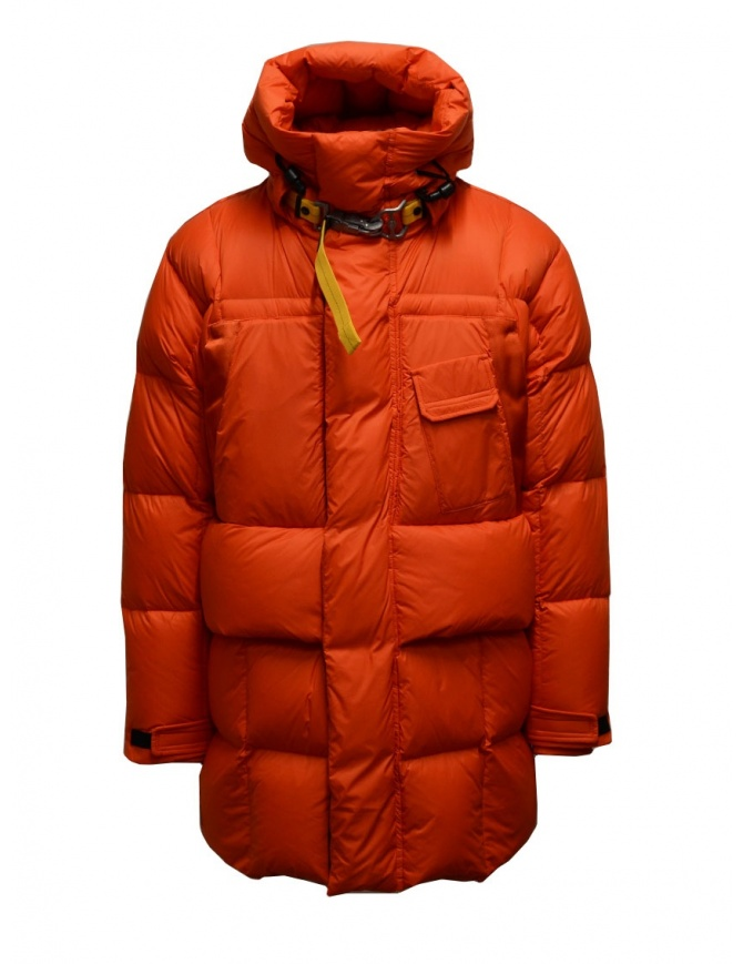 Parajumpers piumino Bold Parka arancione PMJCKPP02 BOLD PARKA CARROT 729 giubbini uomo online shopping