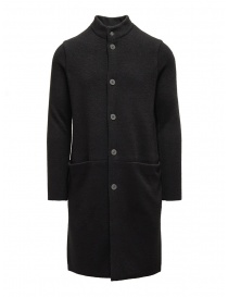Label Under Construction wool knit coat online