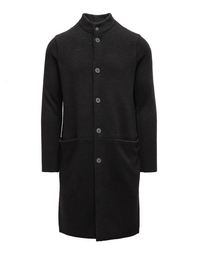 Label Under Construction wool knit coat 36FMCT47 WS101 36/8 SRL mens coats online shopping