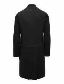 Label Under Construction wool knit coat