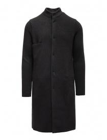 Label Under Construction cappotto in maglia di lana cappotti uomo prezzo