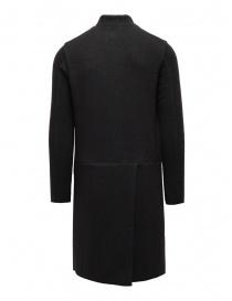 Label Under Construction cappotto in maglia di lana acquista online prezzo