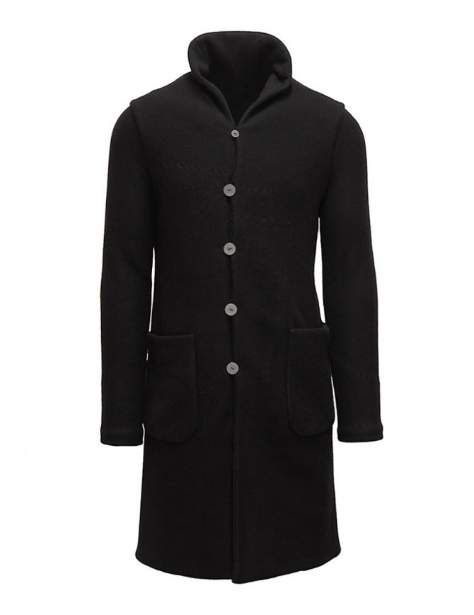 Label Under Construction reversible black coat 36FMCT43 WV23 36*999 SRL mens coats online shopping