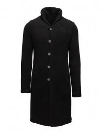 Label Under Construction reversible black coat mens coats buy online