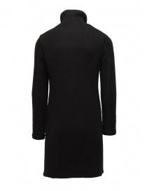 Label Under Construction reversible black coat mens coats price