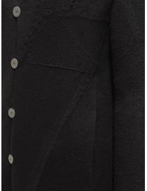 Label Under Construction reversible black coat buy online price