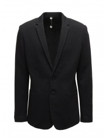Label Under Construction blazer in black wool online