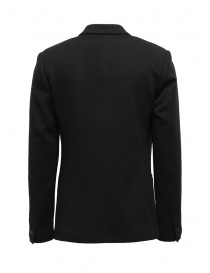 Label Under Construction blazer in black wool