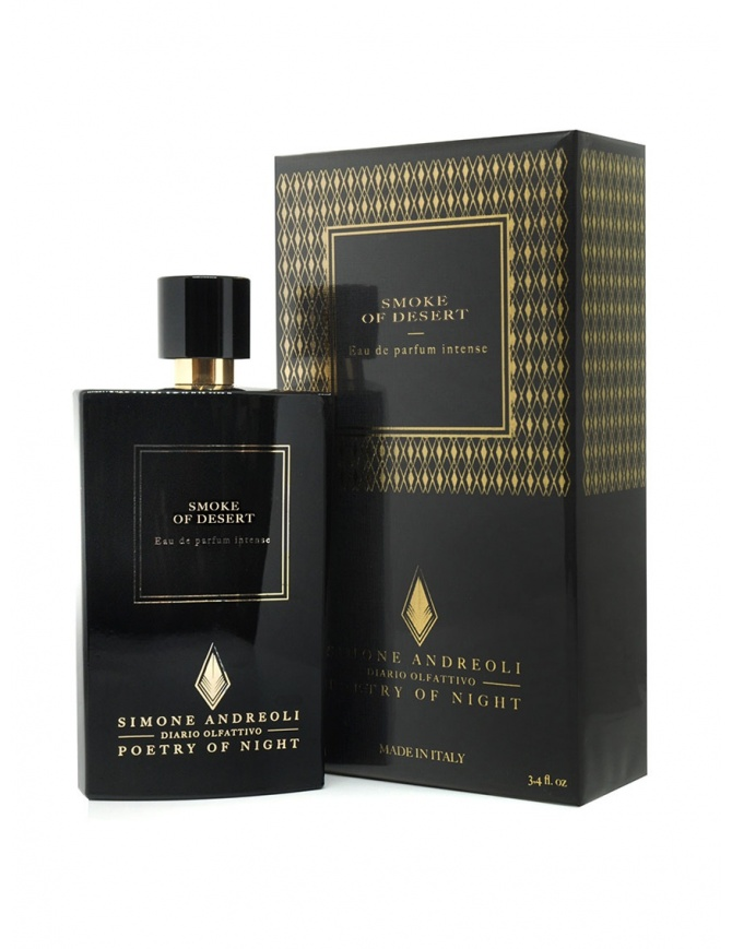 Profumo Smoke of Desert Simone Andreoli SMOKE OF DESERT profumi online shopping