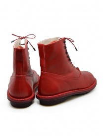 Trippen Mascha red ankle boots with hooks price