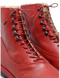 Trippen Mascha red ankle boots with hooks womens shoes buy online