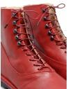 Trippen Mascha stivaletti rossi con ganci MASCHA F RED-WAW acquista online