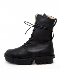 Trippen Average black calf leather boots