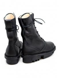 Trippen Average stivali in pelle di vitello nera prezzo