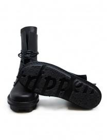 Trippen Rectangle stivali neri con suola Trace calzature donna acquista online
