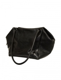 Trippen bag Alea in black calf leather backpack handbag